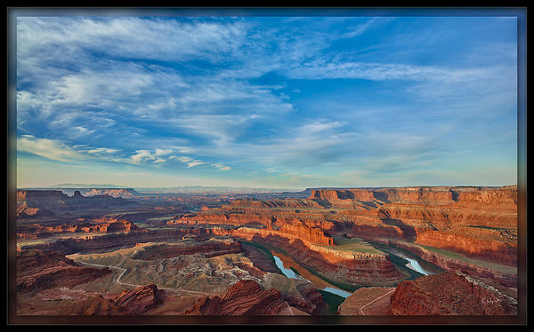 Morning at Dead Horse Point