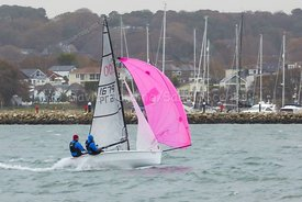 RS200 1679, Parkstone YC Winter Dinghy Series 2018, 2018120105520181201055