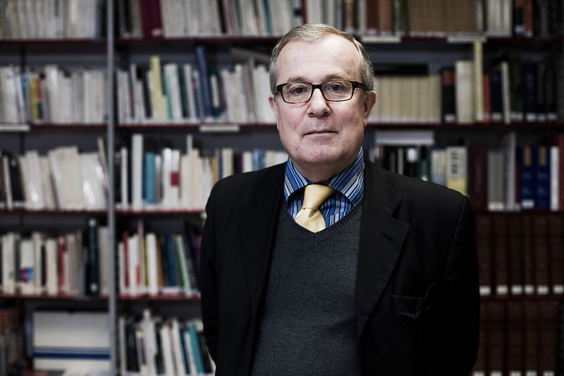 2012 - Portrait de Jean Paul Willaime, sociologue des religions