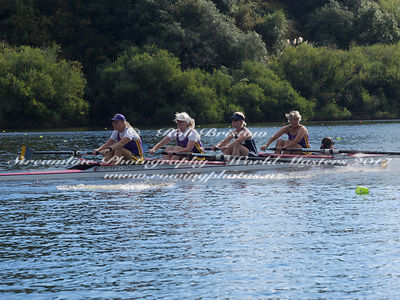 Taken during the World Masters Games - Rowing, Lake Karapiro, Cambridge, New Zealand; ©  Rob Bristow; Frame 451 - Taken on: T...