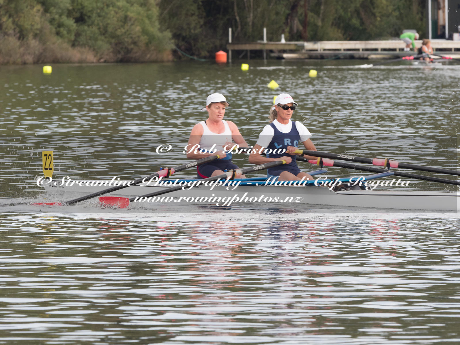 Taken during the World Masters Games - Rowing, Lake Karapiro, Cambridge, New Zealand; ©  Rob Bristow; Frame 3687 - Taken on: ...