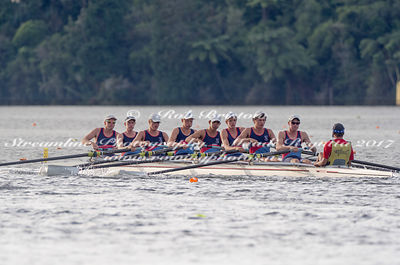 Taken during the NZSSRC - Maadi Cup 2017, Lake Karapiro, Cambridge, New Zealand; ©  Rob Bristow; Frame 3221 - Taken on: Satur...