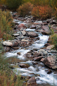 Creek in Hemis High Altitude National Park, Ladakh, India