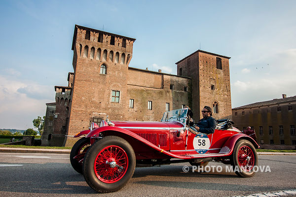 1000 Miglia 2018 | Mantova | 16.05.2018 | Foto High Res