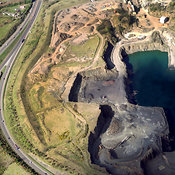 Quarry, Edinburgh