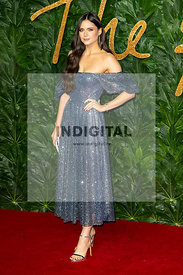 Lilah Parsons attends The Fashion Awards 2018 at The Royal Albert Hall. London, UK. 10/12/2018