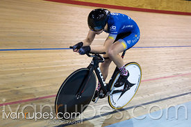 Junior Women Individual Pursuit Final. Canadian Track Championships (U17/Junior/Para), March 31, 2017