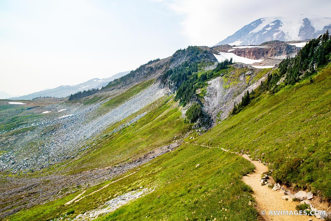 MOUNT RAINIER NATIONAL PARK WASHINGTON