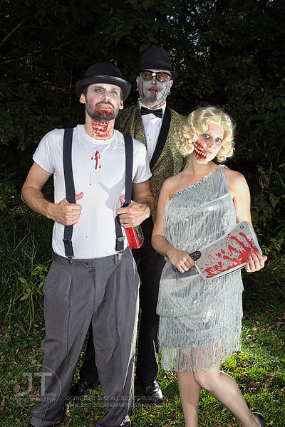 PC Zombie March, September 27, 2014