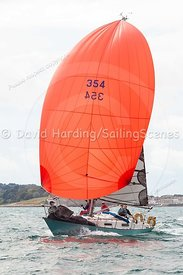 Moonshadow II, 354, Contessa 32, Weymouth Regatta 2018, 201809081417.