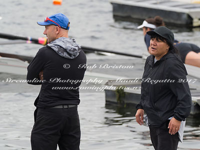 Taken during the NZSSRC - Maadi Cup 2017, Lake Karapiro, Cambridge, New Zealand; ©  Rob Bristow; Frame 618 - Taken on: Friday...
