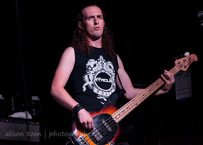Andrew Cushing, bass, Adelitas Way