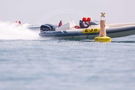 E-36, Fortitudo Poole Bay 100 Offshore Powerboat Race, June 2018, 20180610303