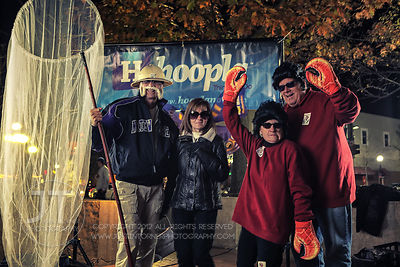 Hoopla - Halloween Photo Booth, October 31, 2014