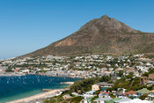 Simon's Town, False Bay, South Africa