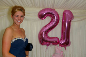 Nat's 21st at Nurstead Court.