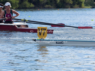 Taken during the World Masters Games - Rowing, Lake Karapiro, Cambridge, New Zealand; ©  Rob Bristow; Frame 443 - Taken on: T...