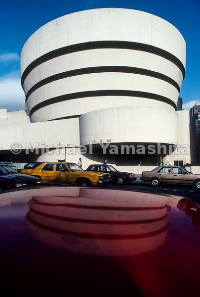 The Guggenheim Museum.New York City, NY