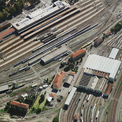 Train facilities, Alessandria