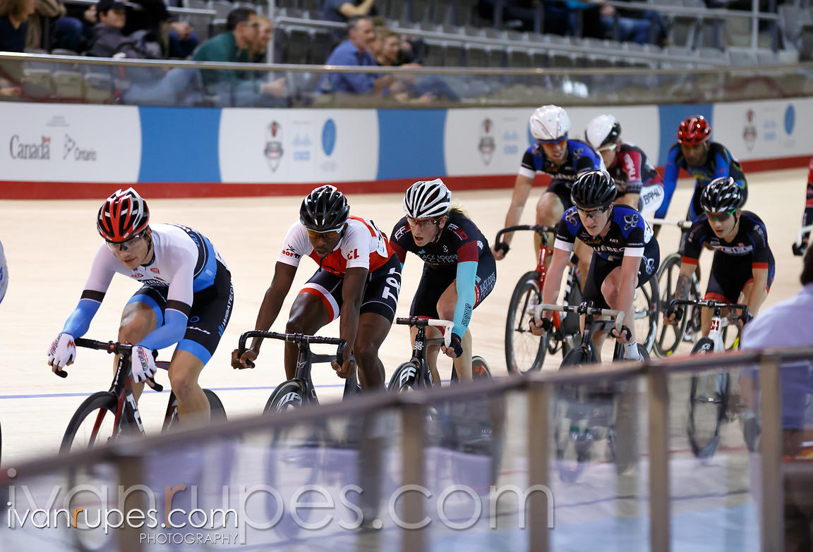 Men's scratch race. Milton International Challenge, January 9, 2015