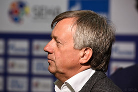 Michael WIEDERER during the Final Tournament - Final Four - SEHA - Gazprom league, Sponsorship press conference, Croatia, 02....