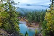 Blackfoot River Fog