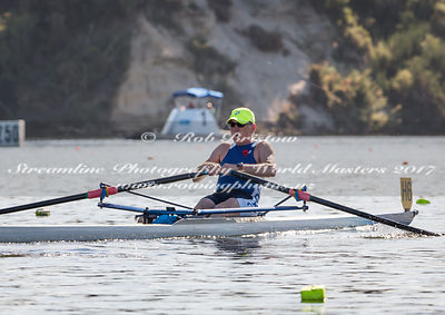 Taken during the World Masters Games - Rowing, Lake Karapiro, Cambridge, New Zealand; Tuesday April 25, 2017:   5096 -- 20170...