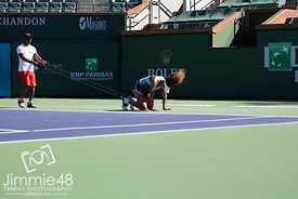 BNP Paribas Open 2019, Tennis, Indian Wells, United States - Mar 2