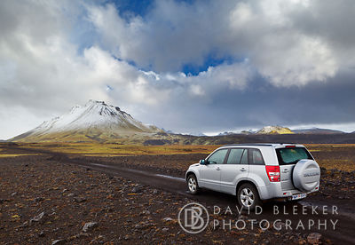 Iceland Off-road Travel