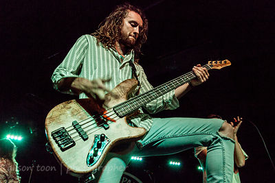 Joel Tyrrell, bass, Hands Like Houses