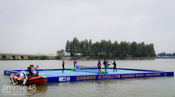 2018 Dongfeng Motor Wuhan Open - 22 Sep