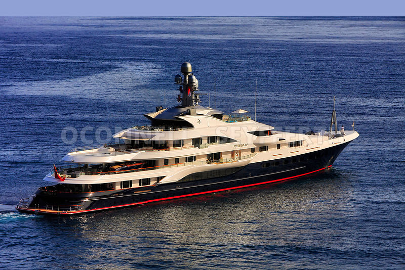 Mark O Connell Photography Superyacht Attessa Iv
