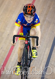 Kilo, Ontario Yourth Cup #1; Mattamy National Cycling Centre, Milton, On; December 5, 2015