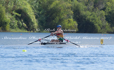 Taken during the World Masters Games - Rowing, Lake Karapiro, Cambridge, New Zealand; ©  Rob Bristow; Frame 400 - Taken on: T...