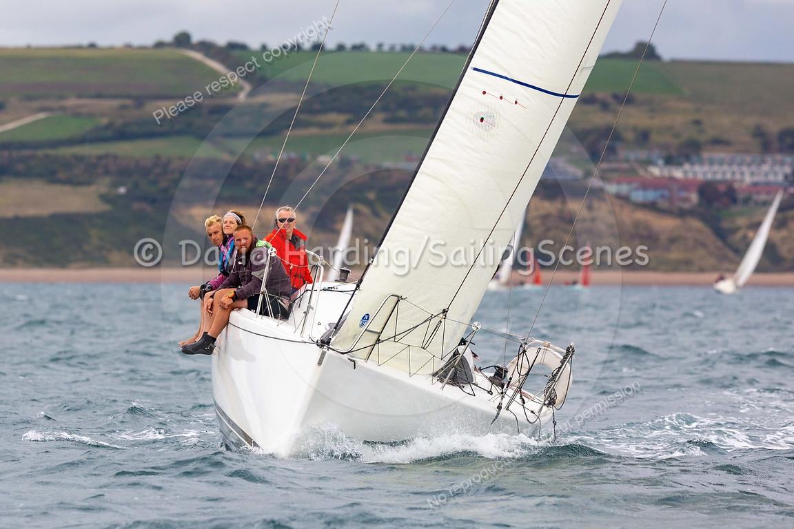 Qu' au Rhum 2, GBR4672L, Archambault Grand Surprise, Weymouth Regatta 2018, 20180908607.