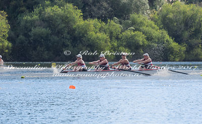 Taken during the World Masters Games - Rowing, Lake Karapiro, Cambridge, New Zealand; ©  Rob Bristow; Frame 457 - Taken on: T...