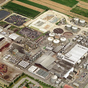 Industrial area, Faenza