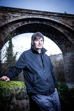 Ian Rankin, author.