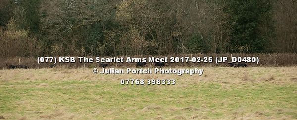 2017-02-25 KSB The Scarlett Arms Meet