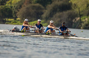Taken during the World Masters Games - Rowing, Lake Karapiro, Cambridge, New Zealand; Tuesday April 25, 2017:   5677 -- 20170...