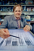 Professor Brian Sykes, geneticist of human history