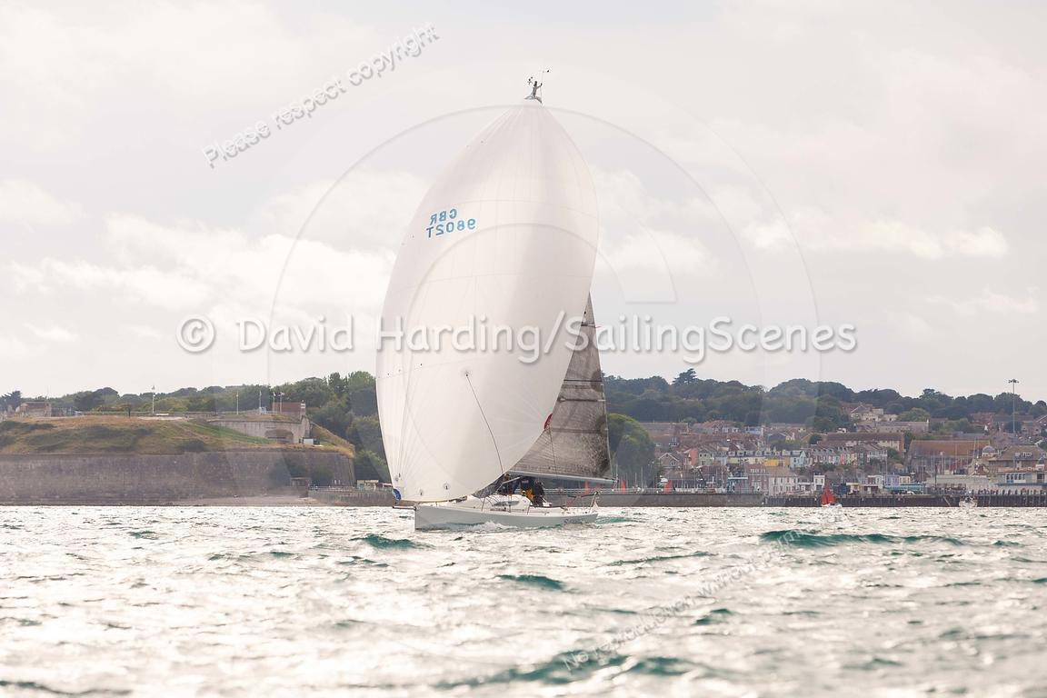 Surprise, GBR9802T, Archambault Grand Surprise, Weymouth Regatta 2018, 201809081491.