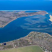 Katama Bay, Norton Point, And Wasque Point, Martha's Vineyard