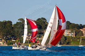 Matchmaker, GBR4260, Contention 33, Parkstone Monday Night Cruiser Series, 20180514046