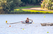 Taken during the NZSSRC - Maadi Cup 2017, Lake Karapiro, Cambridge, New Zealand; ©  Rob Bristow; Frame 1401 - Taken on: Frida...
