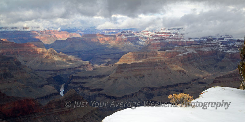 Winter on the South Rim