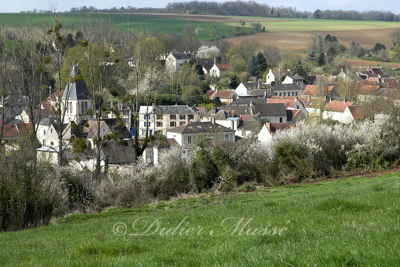 Chaussy Val d'Oise 04/08