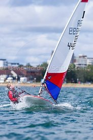 Topper 44899, Zhik Poole Week 2015, 20150823192