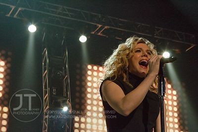 Hoopla - The Band Perry, US Cellular Center, March 2, 2014