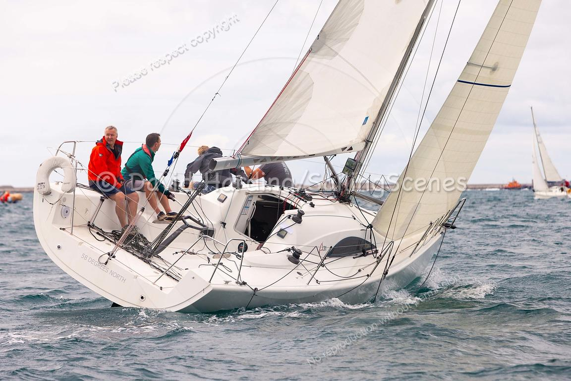 58 Degrees North, FRA37443, Archambault A31, Weymouth Regatta 2018, 20180908958.